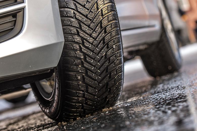 Nokian Weatherproof: celoroční pneu